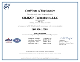 ISO 9001 Silikon Technologies Medical Silicone Injection Molding Services.